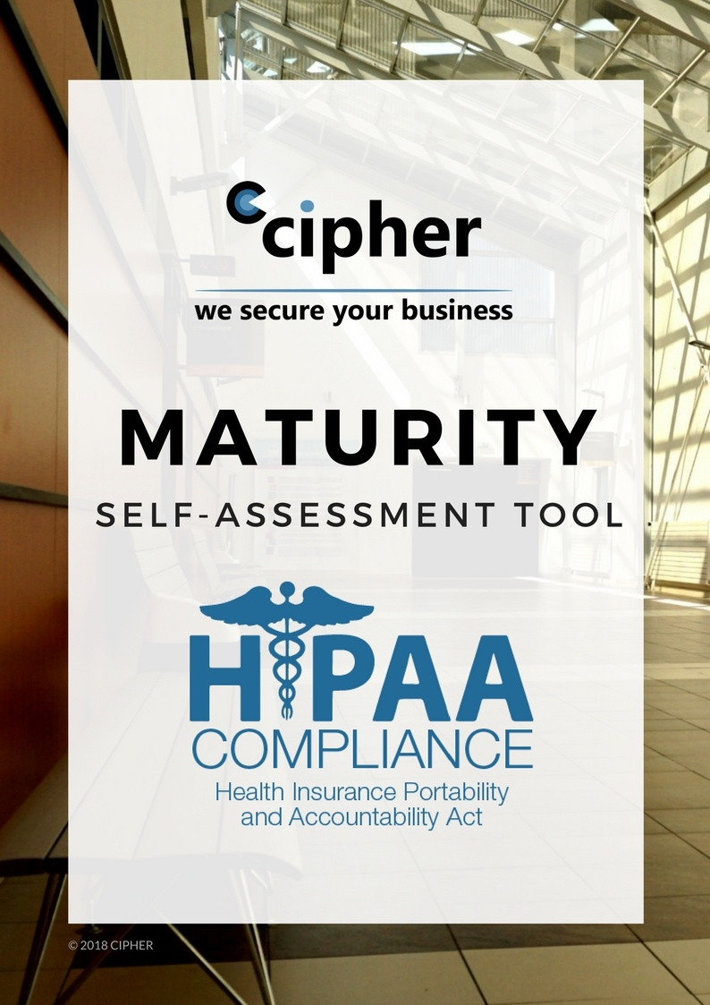 HIPAA Security Maturity Assessment