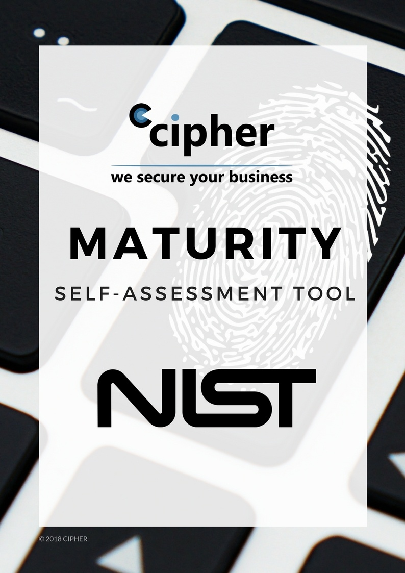 NIST Security Maturity Assessment