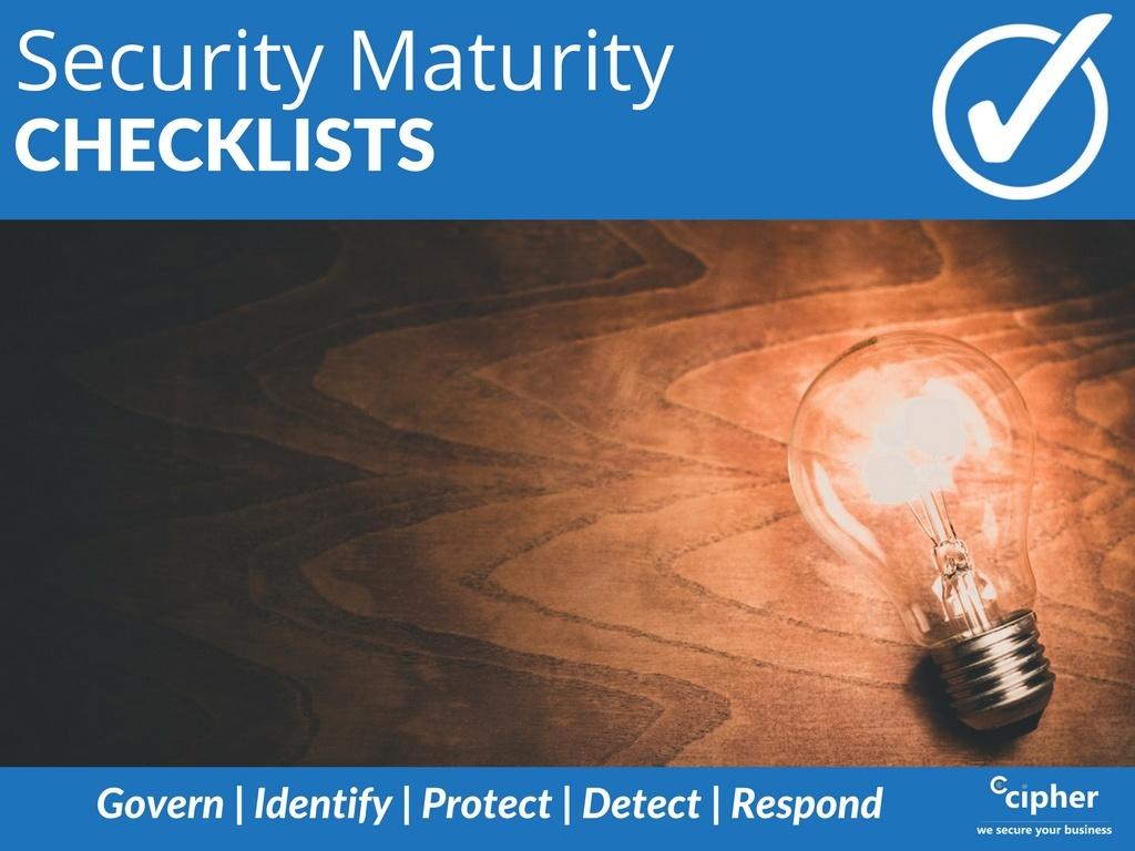 Information Security Maturity Checklist.jpg
